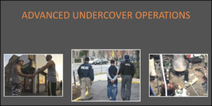 Advanced Undercover Operations